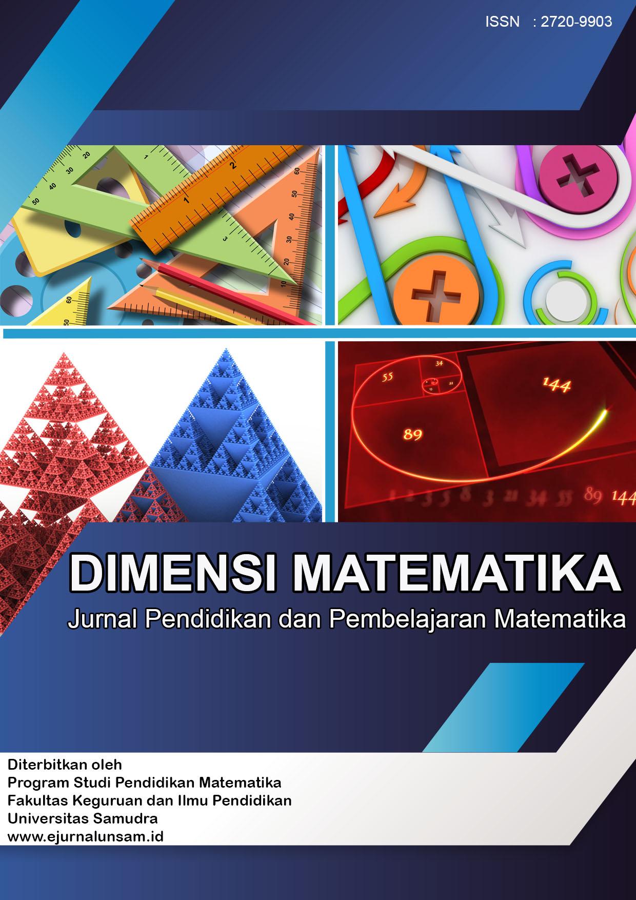 Jurnal Dimansi Matematika