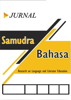 Jurnal Samudra Bahasa