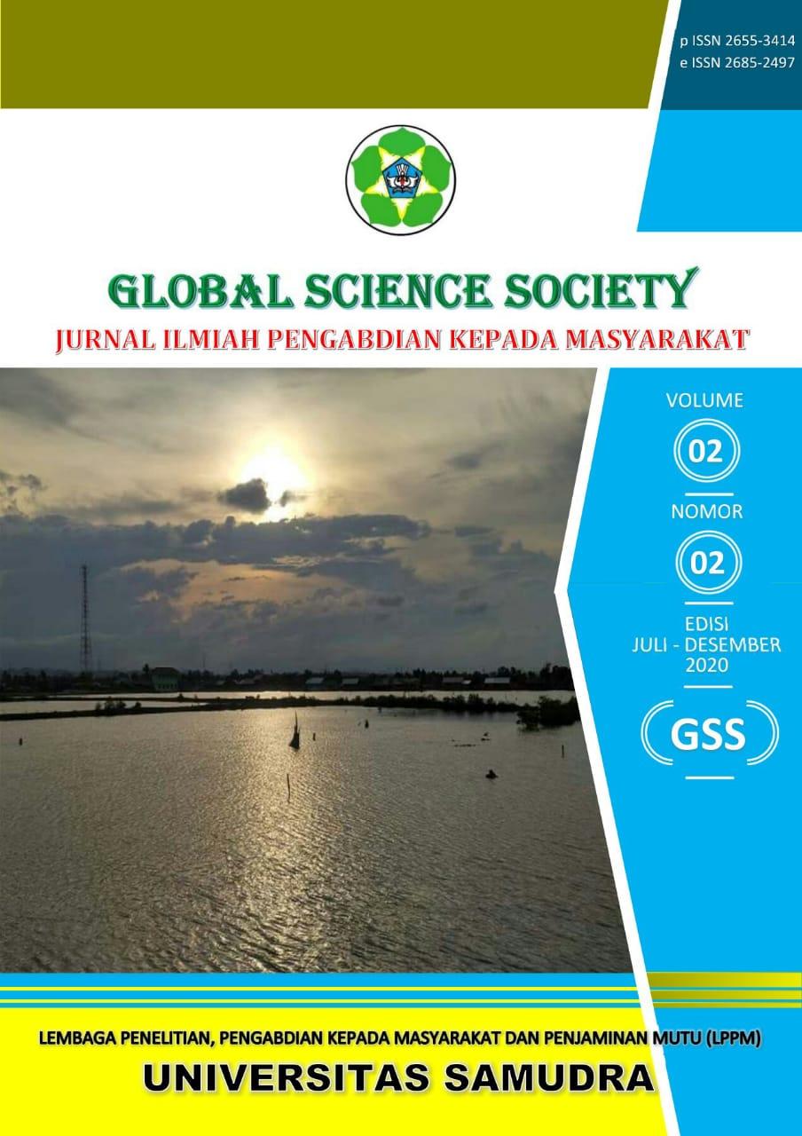 Pelatihan Pembuatan Keripik Rebung Di Desa Birem Rayeuk Kabupaten Aceh Timur Global Science Society Jurnal Ilmiah Pengabdian Kepada Masyarakat