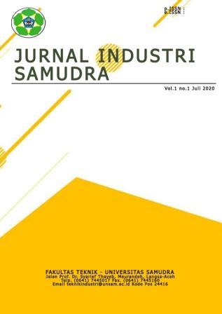 JURNAL INDUSTRI SAMUDRA